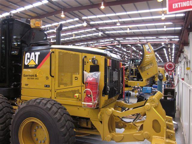 Cat Grader 140M 2